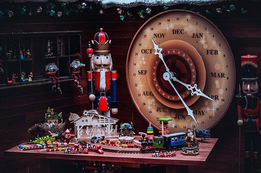 Christmas, Xmas, Santa, Santa Claus, Winter Holiday