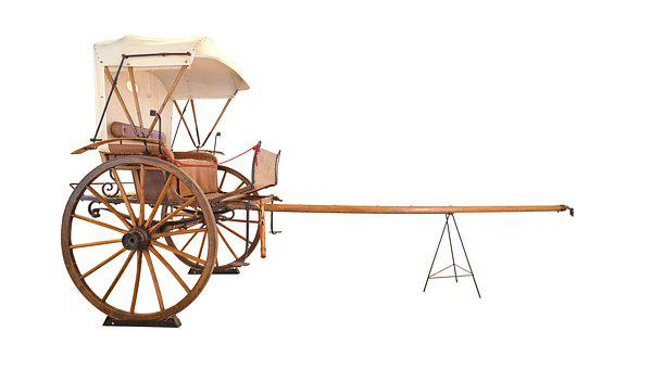 Cape Cart, Horse Buggy, Carriage, Wheel, Old, Vintage