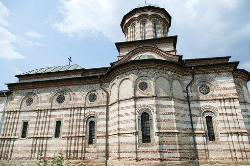Monastery, Cozia, Architecture, Church, Calimanesti