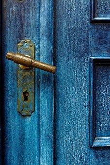 Antique, Door, Old, Wood, Architecture, Rusty