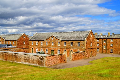 Fort George, Scotland, Barracks, Fortress, Military