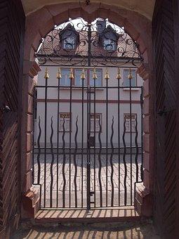 Goal, Seligenstadt, Benedictine Abbey, Church