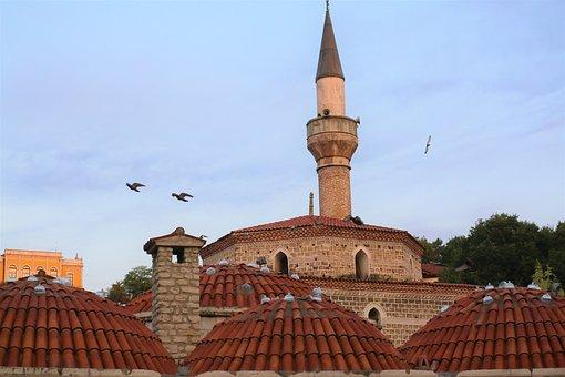 Architecture, Cami, Travel, Religion, Islam, Building