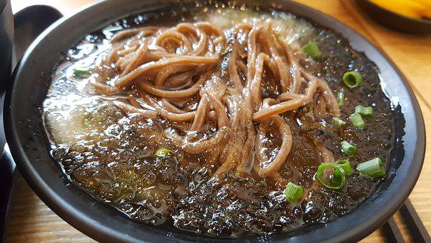 Korea, Koreanfood, Noodle, Noodles, Food, Dining