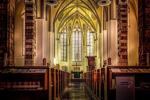 Church, Roermond, Historic, Architecture, Monument