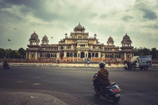 Jaipur, Rajasthan, India, Structure, Pink City