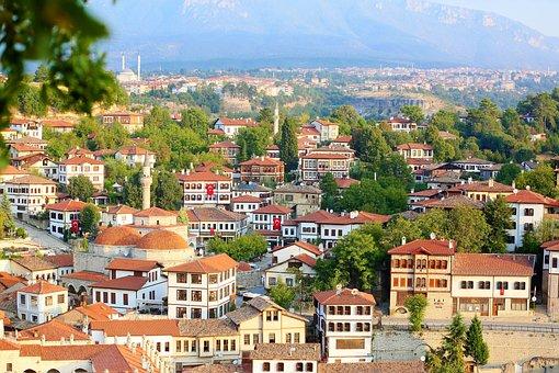 Safranbolu, Date, City, Architecture, Home, Mansion