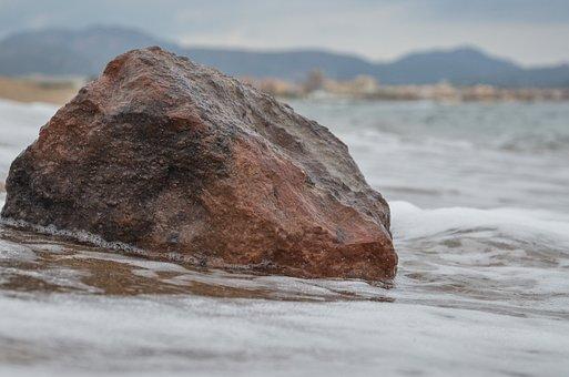 Stone, Rock, Stones, Water, Nature, Beach, Coast