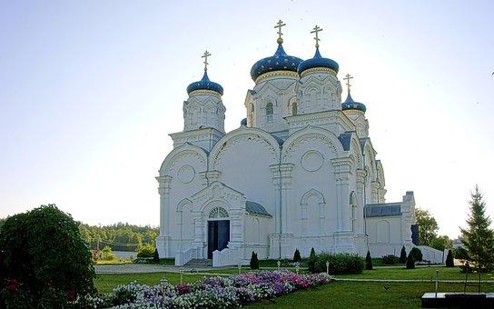 Temple, Church, Monastery, Skit, Vera, Religion