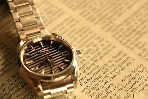 Watch, Time, Needle, English