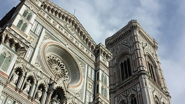 Florence, Italy, Architecture, Building, Tuscany