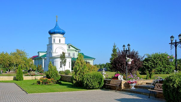 Chapel, Church, Monastery, Skit, Vera, Religion