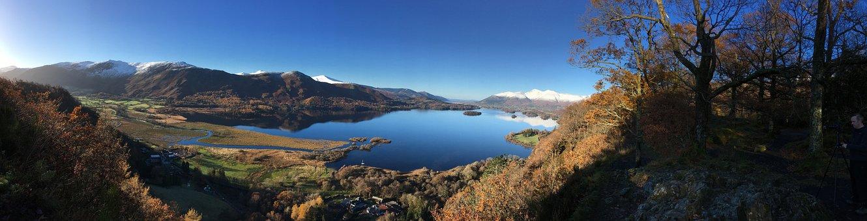 Lake District, View, Landscape, Nature, Park, Mountain