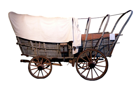Cart, Western, Wood, Old, The Story, Wagon, Antique