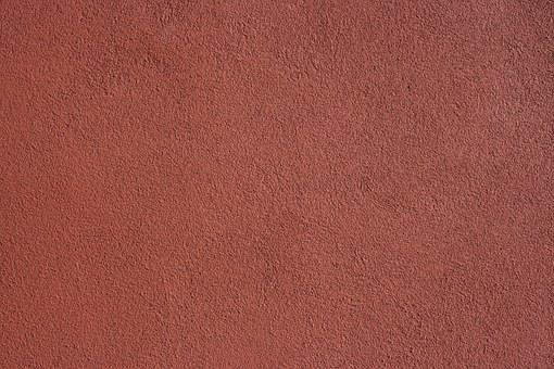 Wall, Plaster, Adobe, Red, Orange, Texture, Pattern
