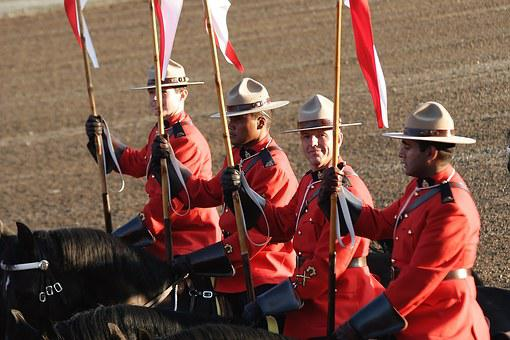 Mounted Police, Rcmp, Canadian, Canada, Uniform