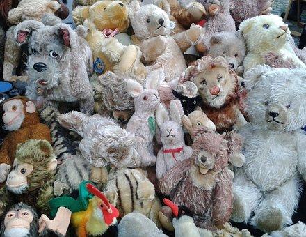 Stuffed Animals, Toys, Children Toys, Teddy Bear
