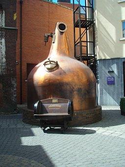 Distill, Jameson, Dublin