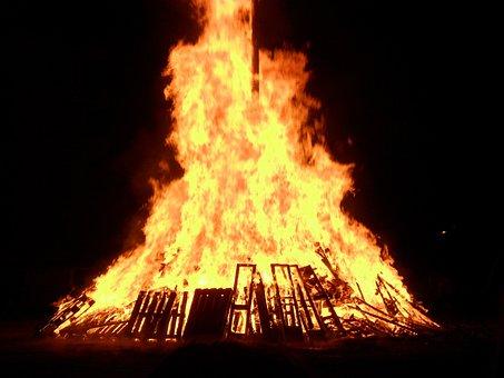 Bonfire, Flames, Blaze, Arson, Flaming, Energy, Inferno