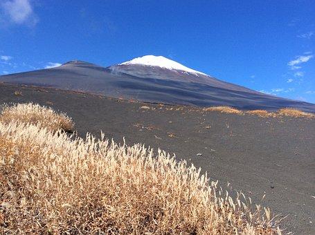 Mt Fuji, Blue Sky, Gotemba Outlet