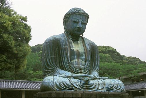 Great Buddha, Kōtoku-in Temple, Kamakura, Japan