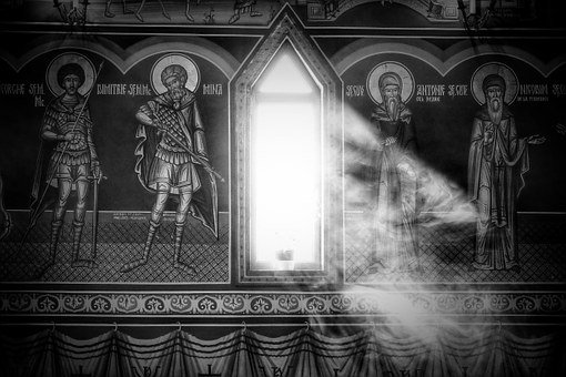 Ecclesiastical, Church, Priestly, Religious, Spiritual