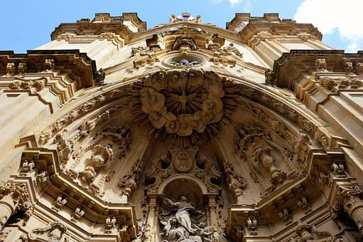 Architecture, St Mary's Basilica Of The Choir, Spain