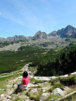 Tatry, Mountains, The High Tatras, Landscape