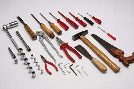 Tool, Devices, Work, Craft, Allen, Rattle, Pliers