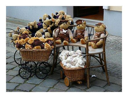 Bear, Teddy, Animal, Animals, Bears, Toys, Teddy Bear