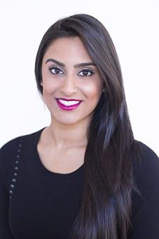 Beautiful, Persian, Indian, Woman, Girl, Face