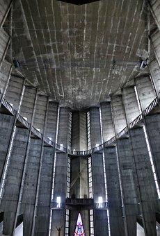 Architecture, Space, Interior, Blanket, Concrete