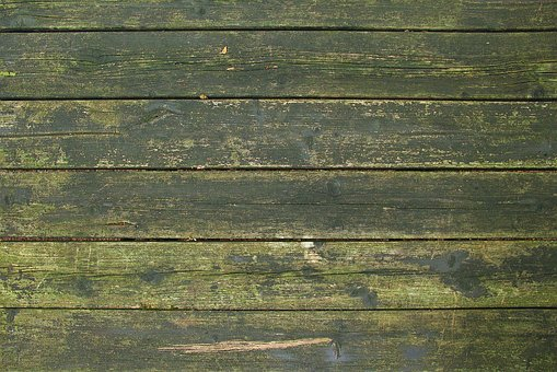 Table, Boards, Wood, Weathered, Dirty, Scratched