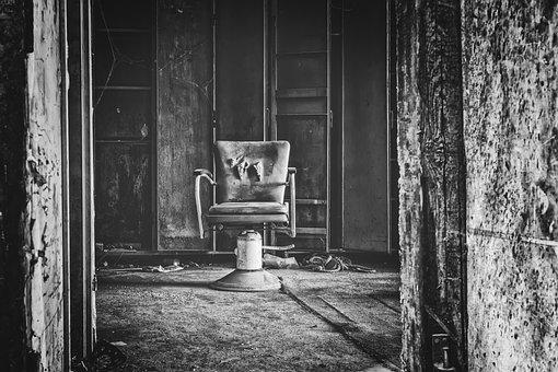Chair, Seat, Treatment, Interrogation, Gloomy