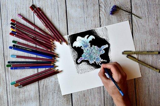 Artist, Drawing, Design, Artistic, Creativity, Palette
