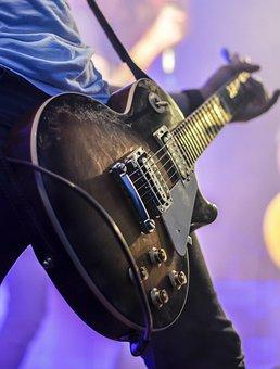 Guitar, Electric Guitar, Rock Guitar