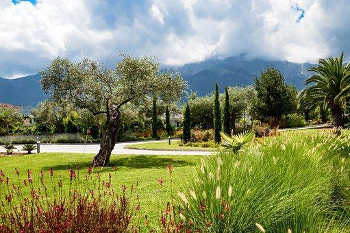 Greece, Mountain, Ile, Landscape