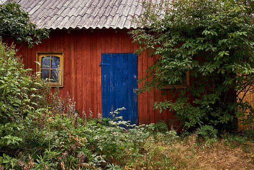 House, Wood, Building, Old, Holiday House, Facade, Hut