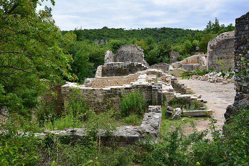 Lost Places, Istria, Abandoned Place