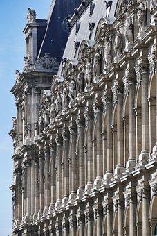 Paris, Hotel De Ville, Architecture, Landmark