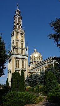 Lichen, Poland, Religion, Christianity, Building