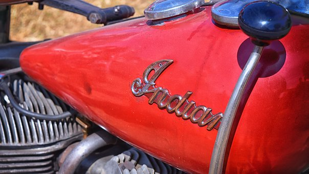 Indian, Bike, Motorcycle, Vintage, Motorbike, Retro