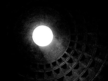 Pantheon, Rome, Italy, Architecture, Ancient, Monument