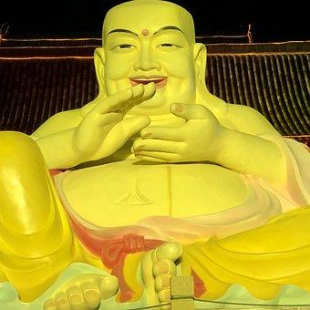Buddha, People's Republic Of China, Tourism, Buddhism