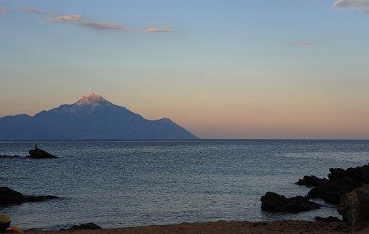 Beach, Sun, Sea, Summer, Sand, Water, Vacations, Travel