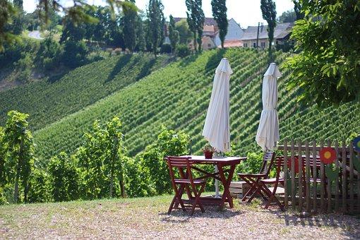 Wine Road, Austria, Southern Styria, Break