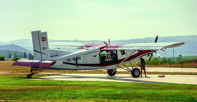 Plane, Aircraft, Aviation, Propeller, Adventure, Wings