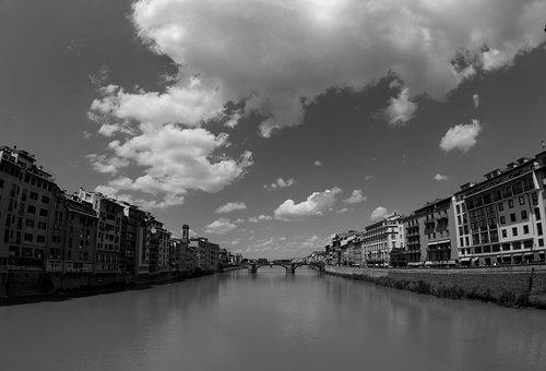 Florence, City, Architecture, Historic, Attraction