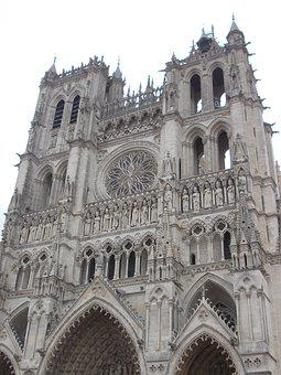 Cathedral Of Notre-dame Of Amiens, Cathedral, Amiens