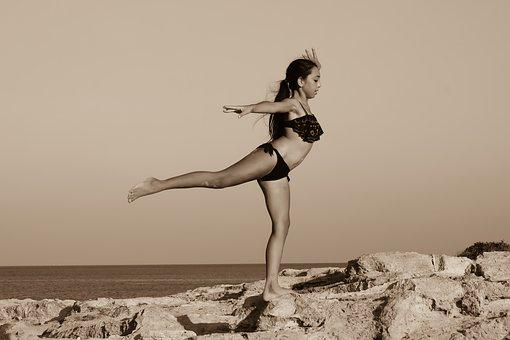 Girl, Dancing, Outdoor, Summer, Dance, Dancer, Female